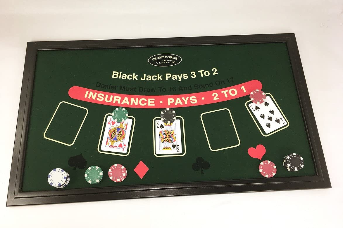 4 In 1 Casino Coffee Table