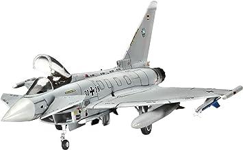 Revell 04282 - Euro caza Typhoon (monoplaza) [Importado de Alemania]: Amazon.es: Juguetes y juegos