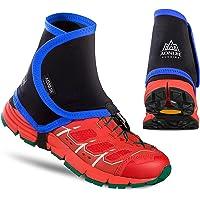 Domary Sapatos para atividades ao ar livre cobrem polaina de tornozelo polaina de proteção de areia polaina de trilha…