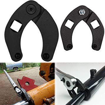 1226 Adjustable Gland Nut Wrench Hydraulic Cylinders Construction Farm Equipment