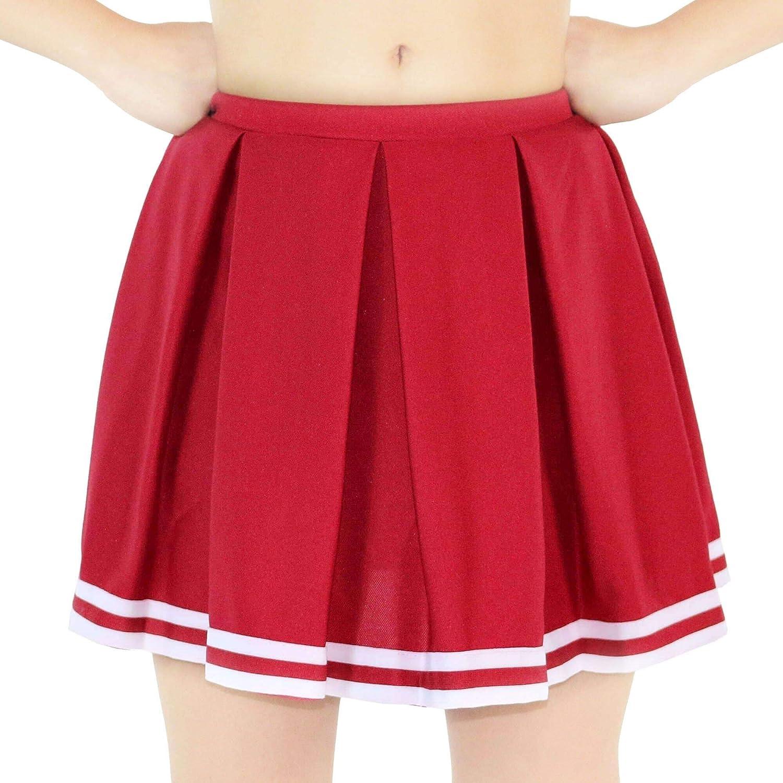 Danzcue Child Knit Pleat Cheerlearding Uniform Skirt