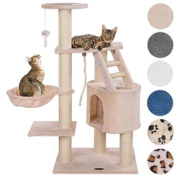 Amazon.com: happypet CAT017 rascador para gatos Árbol centro ...