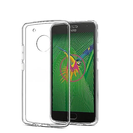 32 opinioni per [2-PACK] Custodia Cover Moto G5 Plus, SPARIN Motorola Moto G5 Plus Morbida di