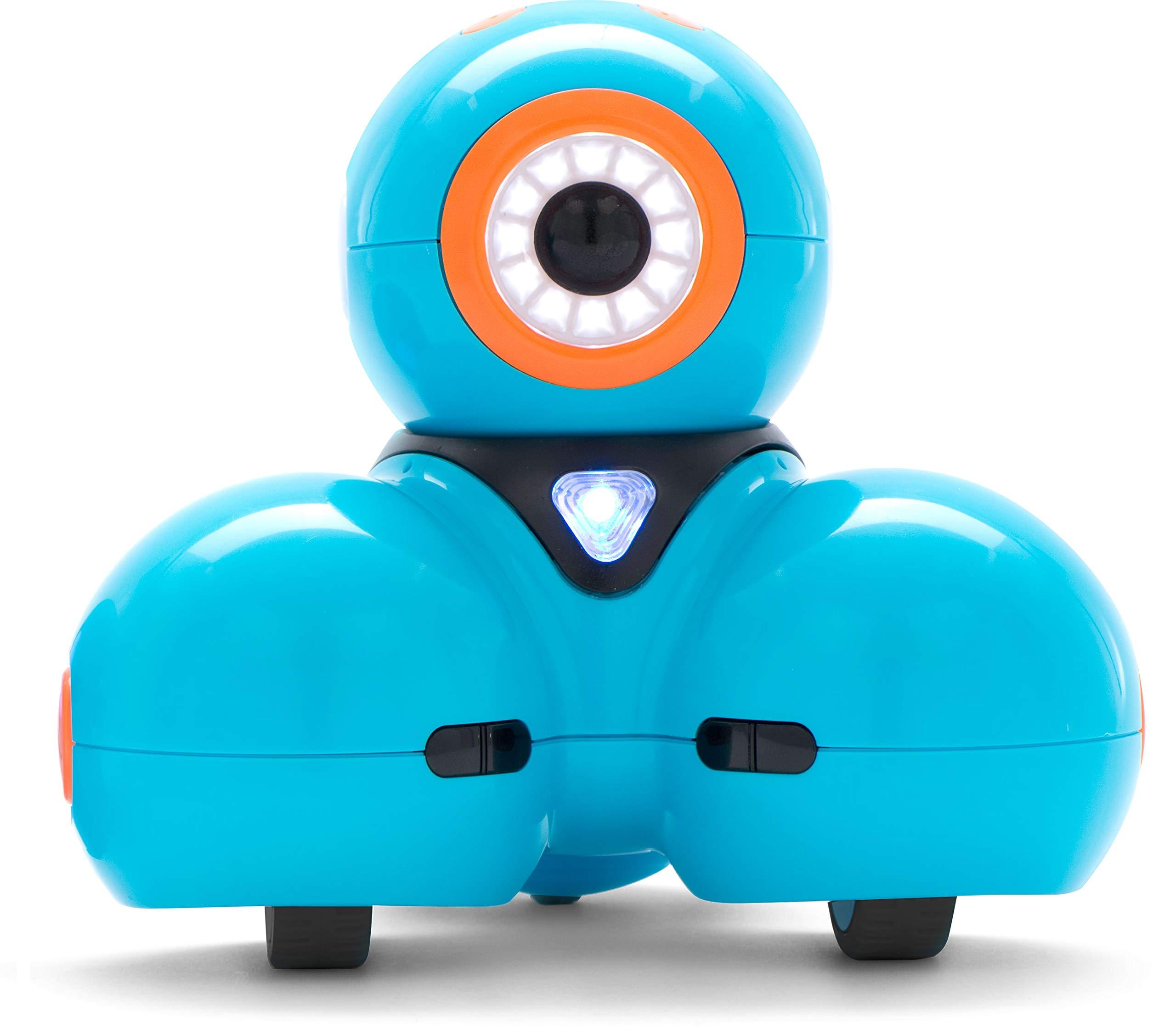 Wonder Workshop Dash – Coding Robot for Kids 6+ – Voice Activated – Navigates Objects – 5 Free Programming STEM Apps – Creating Confident Digital Citizens by Wonder Workshop (Image #3)