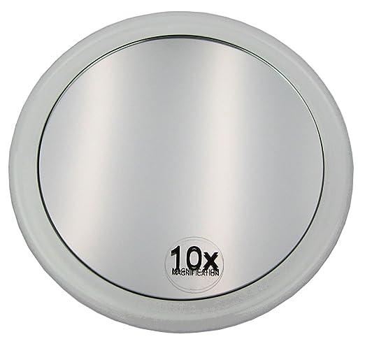 201 opinioni per Fantasia- Specchio ingrandente 10x, con ventosa, acrilico, ø 15 cm