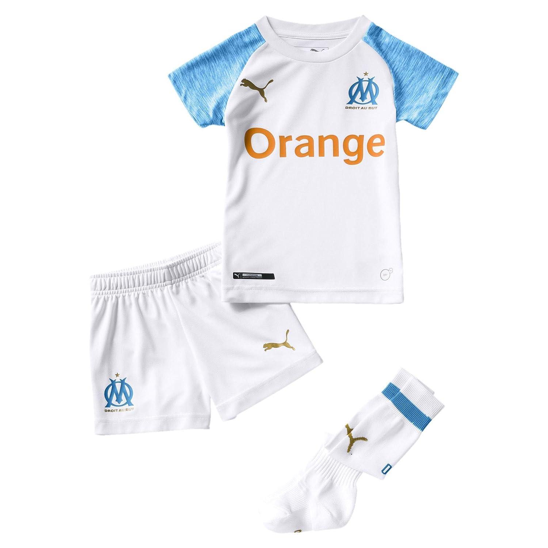 Puma Olympique de Marseille Kinder Mini Heimset