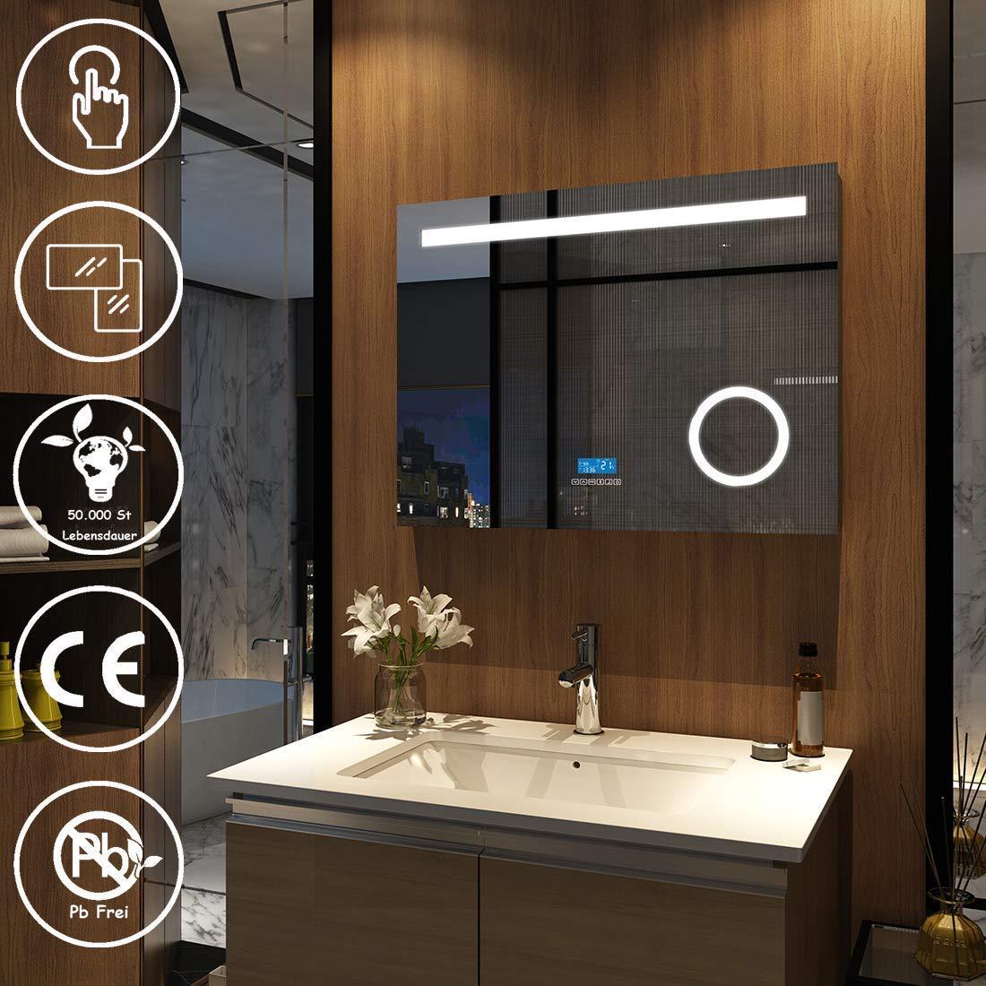 Luminaire Led salle de bain pas cher - Eclairage Miroir à Led