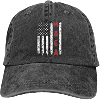25d3740b582 Unisex Make America Great Again MAGA Vintage Adjustable Baseball Cap Denim  Dad Hat
