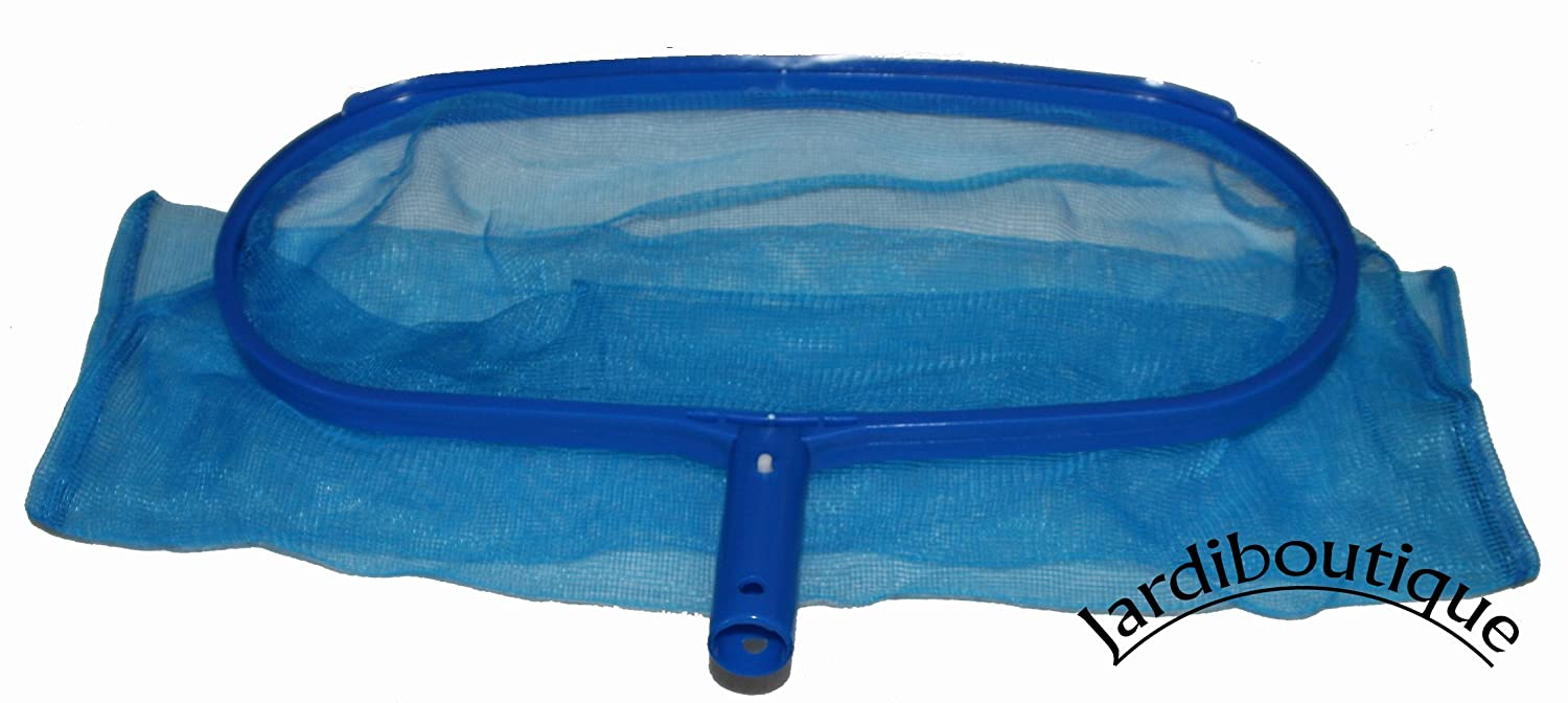 Jardiboutique Large Net for Cleaning the Bottom of Your Swimming Pool sas mv