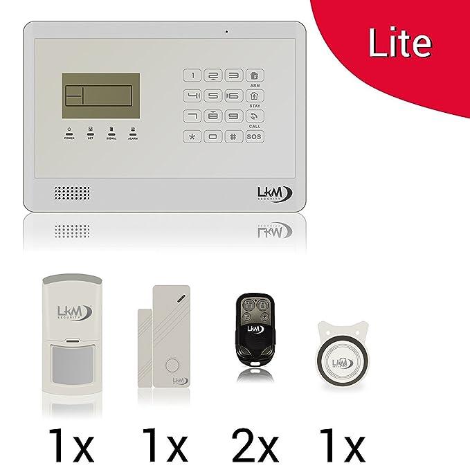 Antirrobo Alarma Touch Screen Casa Kit combinador GSM ...