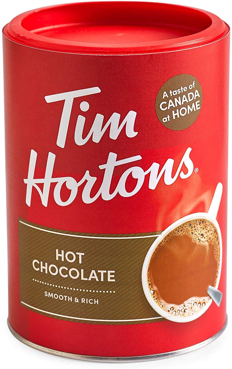 3 Tim Hortons Hot Chocolate Rich and Delicious 17.6oz (500g) each Canada