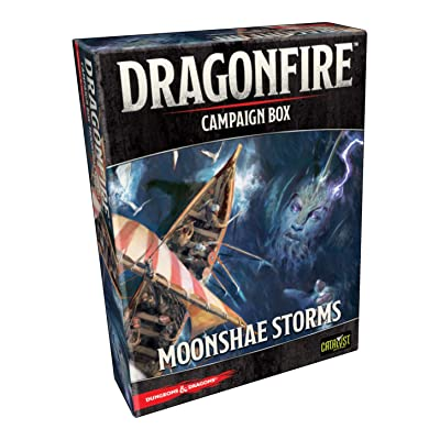 Catalyst Game Labs DragonFire Campaign Moonshae Storms Game: Toys & Games