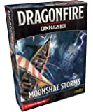 Steve Jackson Games Current Edition Dragonfire Campaign Box Moonshae Storms Board Game
