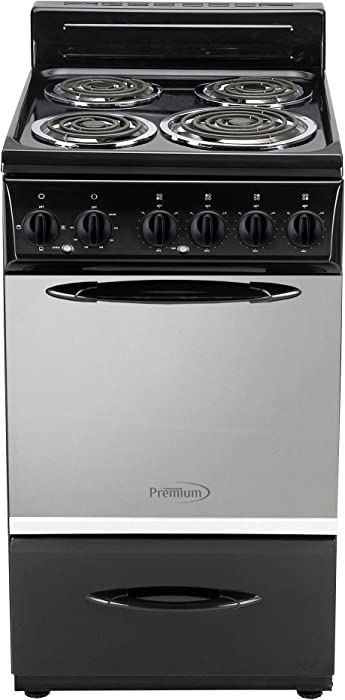 The Best Black Electric Oven Range
