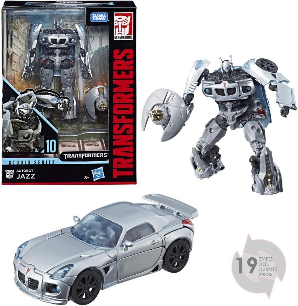 Transformers Studio Series 10 Deluxe Class Movie 1 Autobot Jazz