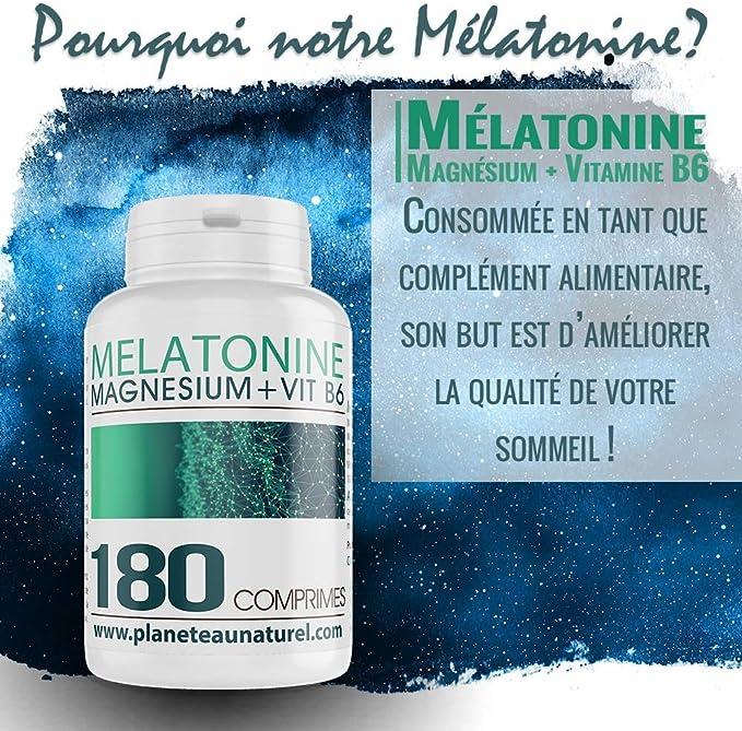 Melatonin Sleep Dose : Pas cher - Origine - Bénéfices | Quels sont les effets secondaires ?