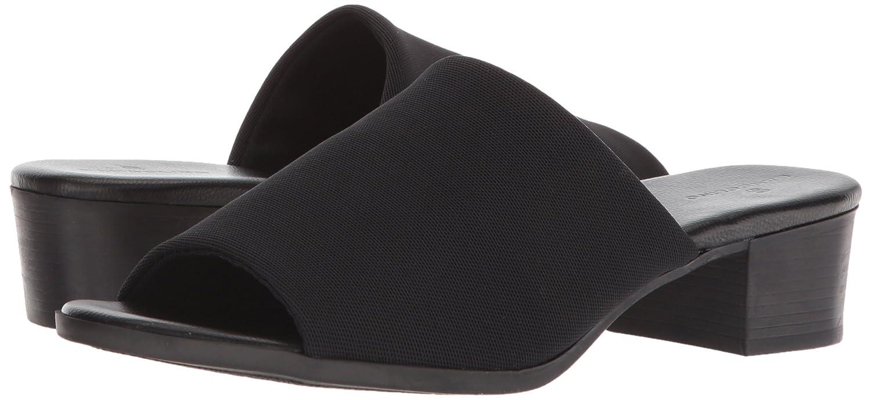 Bandolino Women's 6 Evelia Slide Sandal B077S8N76P 6 Women's B(M) US|Black Fabric 18c0f4