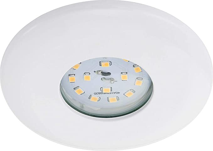 Briloner Leuchten 1-lámpara de techo luz LED empotrada, 7227 ...