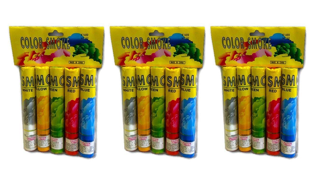 stormborne bombas de humo de colores, Pack De 2: Amazon.es ...