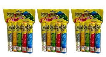 stormborne bombas de humo de colores, 1 Pack: Amazon.es ...
