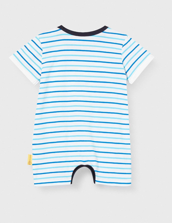 Steiff Baby-Jungen Spielanzug Nachthemd