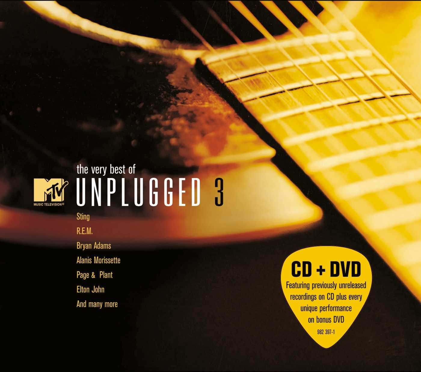 The Very Best Of MTV Unplugged 3 by Universal