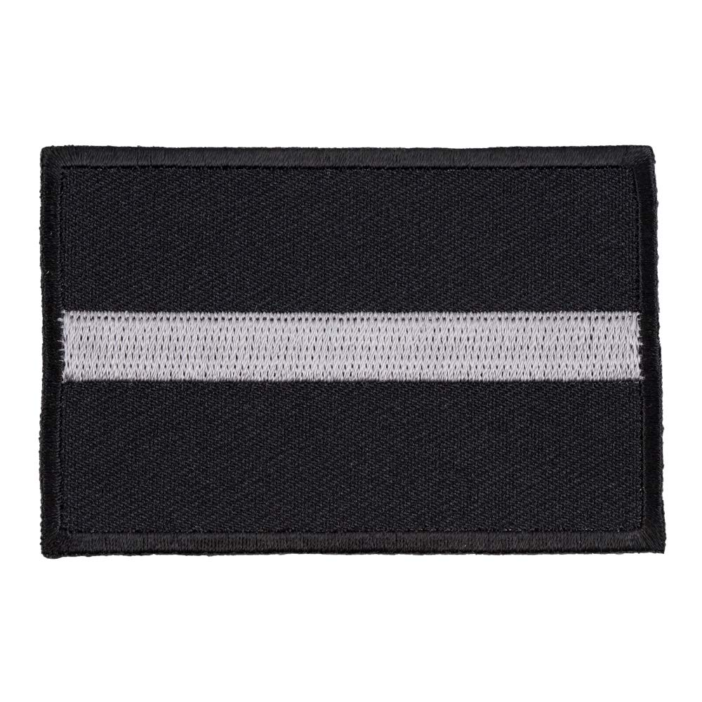 Thin Grey Line Patch, Corrections Officer Patches PatchStop