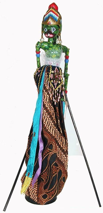 Amazon Com West Java Wayang Golek Garuda Dance Toys Games