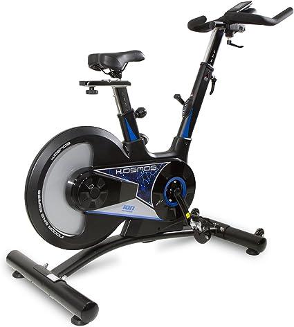 ION Fitness bicicleta de ciclismo indoor Kosmos con volante de ...
