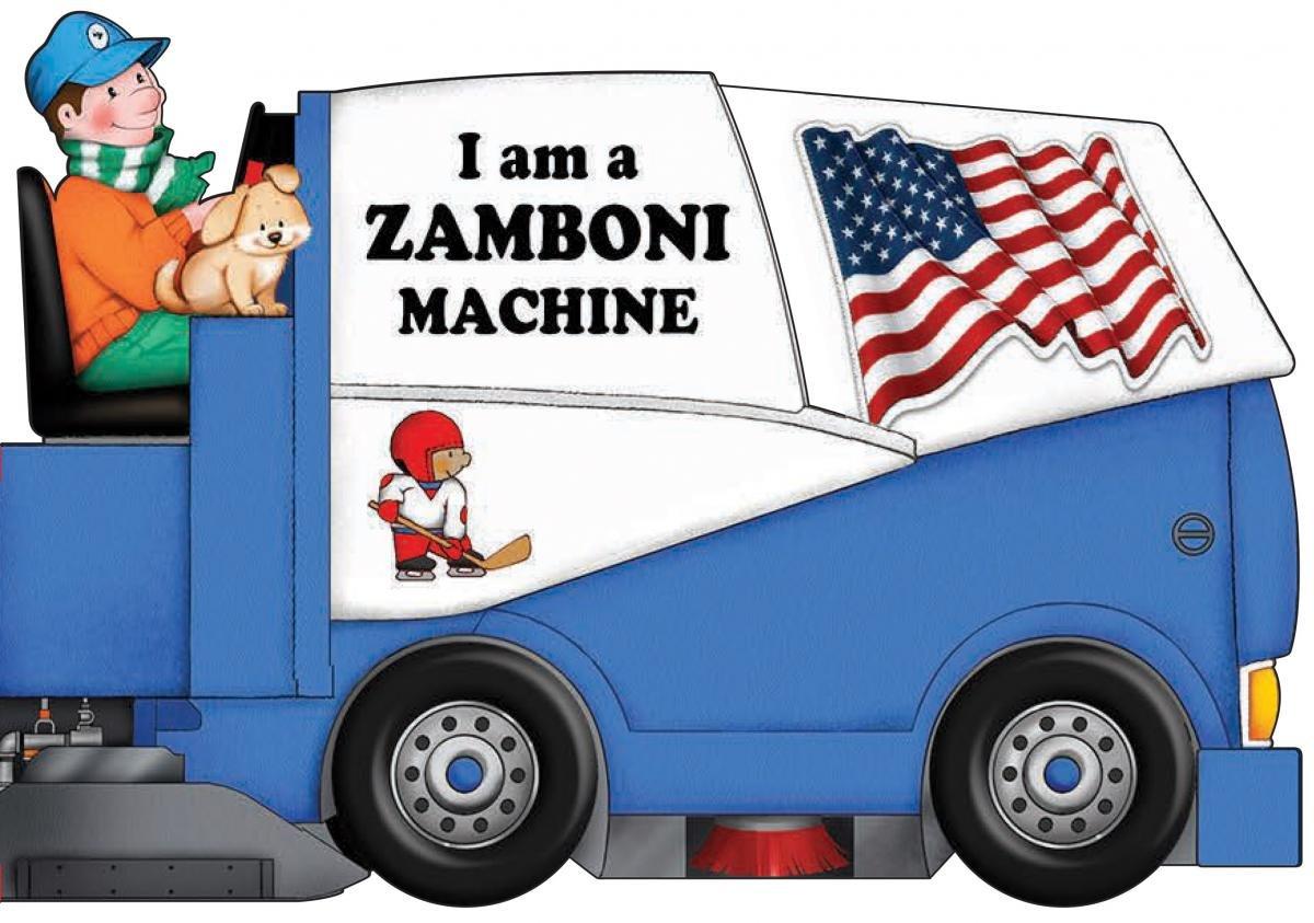 I Am a Zamboni Machine