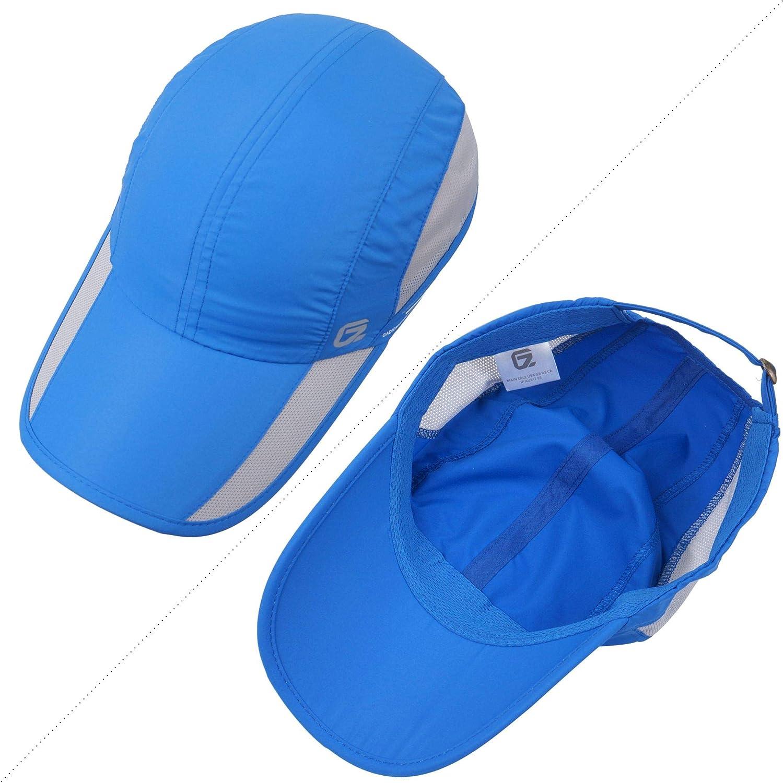 iBasingo Berretto da Baseball Berretto Morbido Leggero Impermeabile Traspirante Berretto da Corsa per Uomo E Donna Protezione UV Ad Asciugatura Rapida Cappelli da Sole attivit/à Allaperto