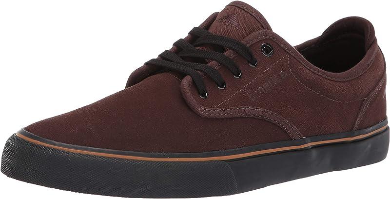 Emerica Wino G6 Sneakers Skateboardschuhe Herren Dunkelbraun/Schwarz