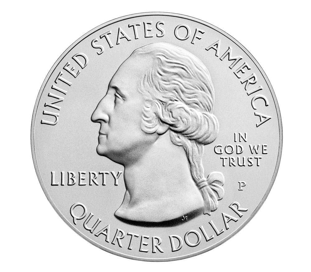 2002 P Ohio State Quarter Choice Uncirculated