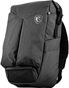 "MSI Air Backpack - G34-N1XXX12-SI9, Fits up to 15.6"" laptops"