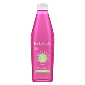 Redken Nature + Science Color Extend Shampoo | For Color Treated Hair | Maintain Hair Color Vibrancy | With Ginseng