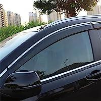 LT Sport 733469681380 38 Sun//Moon ROOF Visor RAIN//Wind Guard TOP Window Vent Deflector