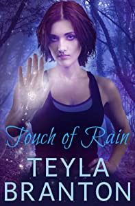 Touch of Rain: A Paranormal Suspense Novel (Imprints Book 1)