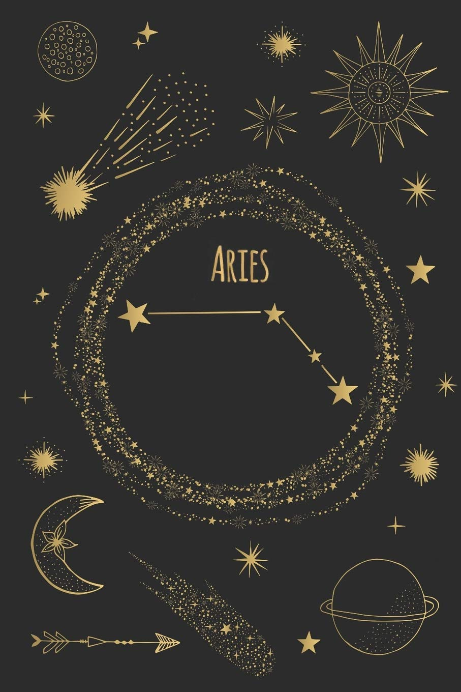 Aries: Horoscope Journal - Zodiac Notebook - A Great Aries Gift: Press,  Lemon Thursday: 9781687869968: Amazon.com: Books