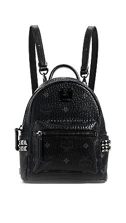 6cb593ebc00 MCM Women s Side Stud Baby Stark Backpack