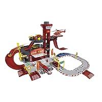 Majorette - 212050019 - Creatix Rescue Station Play Set + 5 Véhicules et Accessoires