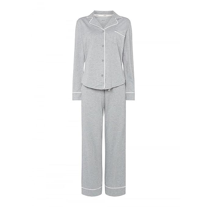DKNY - Pijama - para Mujer Gris Gris X-Small
