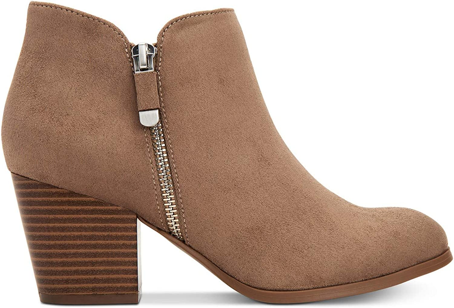 Size 6.0 Womens Masrinaa Ankle Fashion Boots Taupe Style /& Co