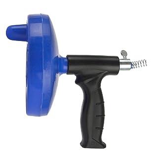 Vaciar Unblocker Varilla flexible Limpiapipas lavabo WC Baño residuos compensación SIL277