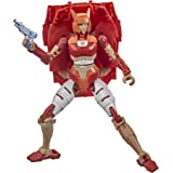 Transformers Generations War for Cybertron Series-Inspired Deluxe Elita-1 Action Figure