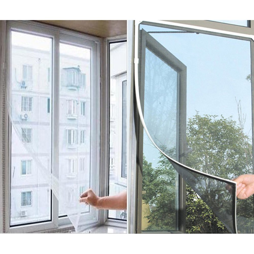 Generic Large Window Screen Mesh Net Insect Fly Bug Mosquito Moth Door Netting White best  sc 1 st  Hettich Instruments & Generic Large Window Screen Mesh Net Insect Fly Bug Mosquito Moth ... pezcame.com
