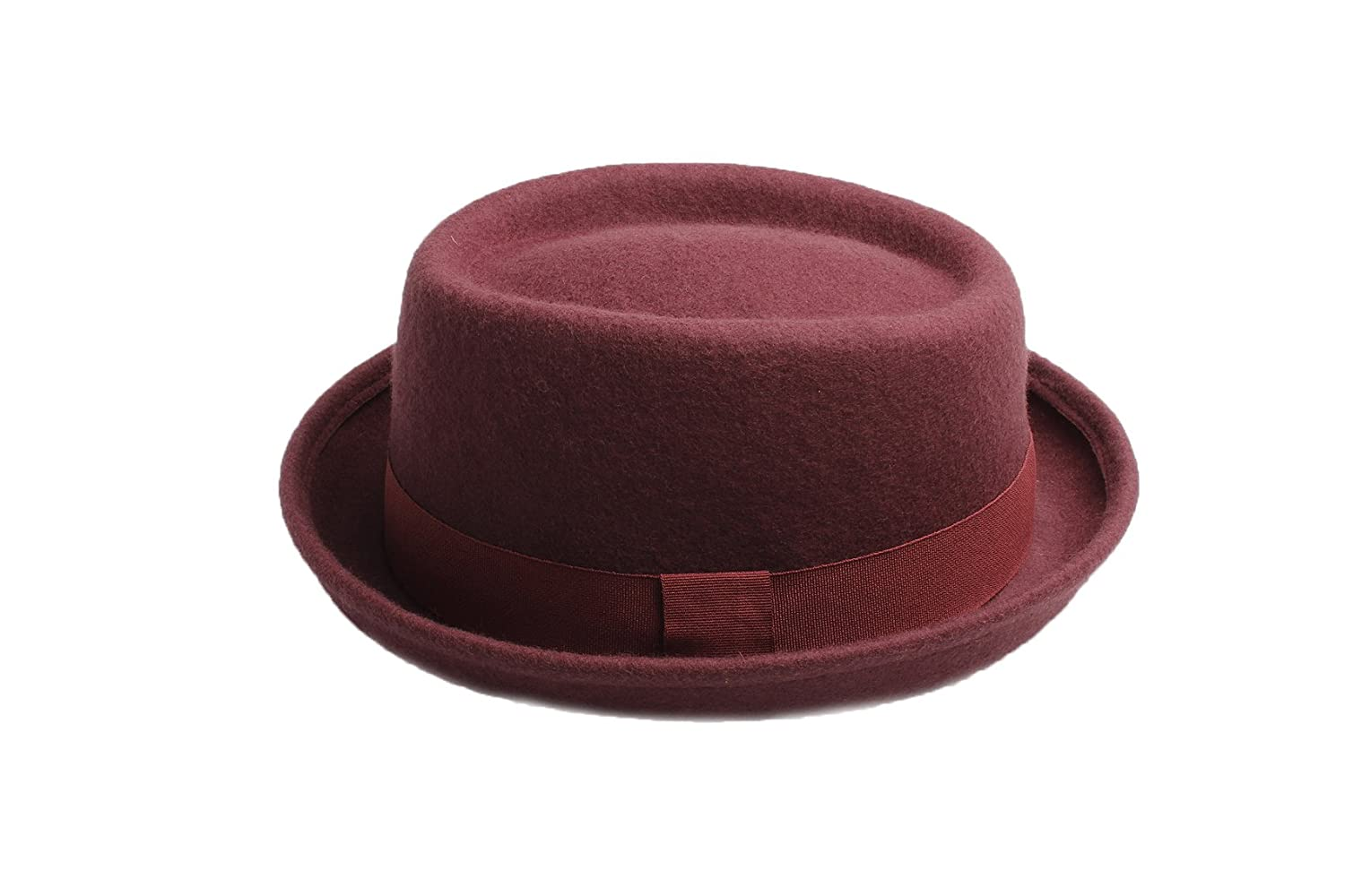 Accessoryo - Cappello Pork pie - Basic - Uomo