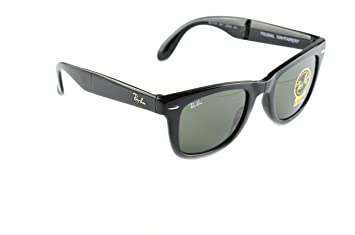 Gafas de Sol RAY-BAN WAYFARER RB2140 901/58: Amazon.es ...