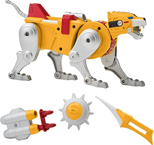 Voltron Classic Combining Yellow Action Figure