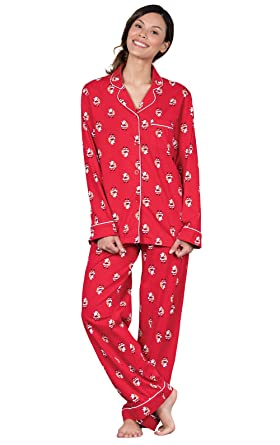 5cad8b446b35 PajamaGram Christmas Pajamas for Women - Pajama Set for Women ...