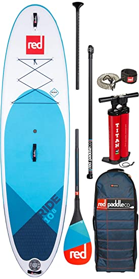 Red Paddle Co - Sup Sup Stand Up Paddle Boarding - Ride MSL 10;8 ...